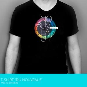 """T-shirt """"Du nouveau?"""""""